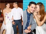 Hồng Quế và những hình ảnh tình cảm với bạn nhảy Tây