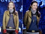 """Showbiz 24/7: Trần Kiều Ân  """" khoái """"  vì được khen tăng cân"""