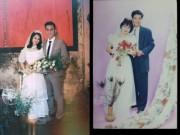 Eva Yêu - 9x chụp ảnh cưới theo phong cách cổ xưa của bố mẹ