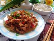 Bếp Eva - Gà kho cay đậm đà ngon cơm