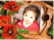 Ảnh đẹp của bé - Bùi Ngọc Nhi - AD13853 - Cô công chúa dễ thương