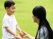 Làm mẹ - 7 cách nói khéo khiến con nghe lời ngoan ngoãn