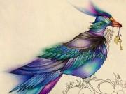 Làm mẹ - Truyện cổ tích: Con chim khách màu nhiệm