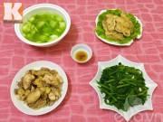 Bếp Eva - Thực đơn bữa chiều đậm đà, ngon cơm
