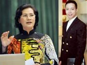 Thời trang - Bí mật sau tà áo dài của Chủ tịch QH Nguyễn Thị Kim Ngân