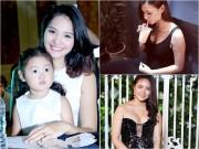 Hoa hậu, người mẫu Việt hào hứng lên chức mẹ