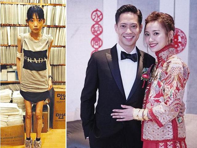 Bỏ vợ bệnh tật, đại gia Hongkong kết hôn với sao TVB