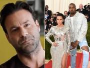 Làng sao - Chồng Kim Kardashian đuổi cổ bảo vệ vì dám tán tỉnh vợ