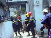 Ngày mới - Tai nạn hi hữu, xe máy đổ vào bếp ga mini phát hỏa