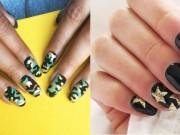 Làm đẹp - 5 mẫu nail bạn nên thử trong mùa hè