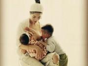 6 vấn đề bất thường khi cho con bú lúc mới sinh