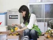 Eva tám - Nữ nhà báo bỏ nghề về bán thực phẩm kiếm bộn tiền