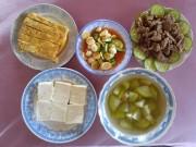 Món ngon nhà mình - Bữa cơm ngày hè đơn giản mà ngon - MN86864