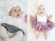 Làm mẹ - Ngắm thiên thần nước Anh 11 tháng tuổi cực sành điệu