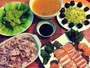 Món ngon nhà mình - Mâm cơm mùa hè đầy đủ dinh dưỡng - MN13128