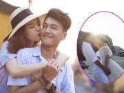 Làng sao - Quang Tuấn – Linh Phi khoe ảnh cưới lãng mạn ở Hội An