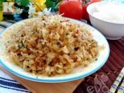 Bếp Eva - Cá ngần rim chua ngọt ngon cơm