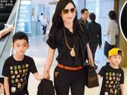 Làng sao - Trương Bá Chi phủ nhận ngăn cấm Tạ Đình Phong gặp con