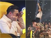 """Làng sao - Trấn Thành khóc vì ông bố có con gái """"cuồng Sơn Tùng"""""""