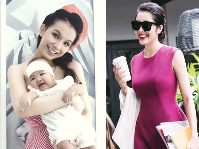 Cuộc sống bỉm sữa đáng mơ ước của 3 sao Việt sớm rời showbiz