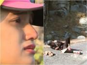 Hương Giang Idol khóc, Pông Chuẩn ngã xe ở Côn Đảo