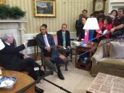 Tin tức - Lịch trình cụ thể của Tổng thống Obama tại Việt Nam