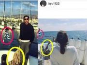 Làng sao - Lộ thêm bằng chứng Song Joong Ki hẹn hò Song Hye Kyo