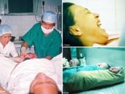 Bà bầu - Bộ ảnh đẻ thường độc đáo của mẹ Việt năm 2000