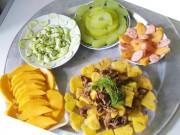 Món ngon nhà mình - Bữa cơm mùa hè hấp dẫn đầy màu sắc - MN82610