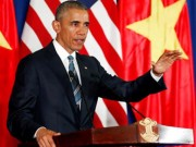 Tin tức - Tổng thống Obama: Có thể đem vợ con tới Việt Nam nghỉ ngơi