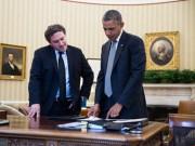 Tin tức - Ai đứng sau bài diễn văn tuyệt vời của Tổng thống Obama?