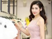Tin tức thời trang - Á hậu Tú Anh siêu gợi cảm với váy ren Amy