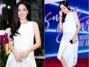 Làng sao - Hoa hậu Mai Phương Thúy nền nã vẫn nổi bật tại sự kiện