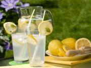 Sức khỏe - Uống nước chanh giúp tăng tốc độ giảm cân một cách thần kỳ
