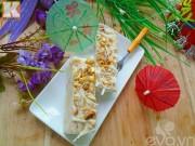 Bếp Eva - Kem chuối mát lạnh cho ngày hè