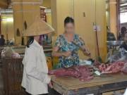 Thịt bán ở TP. HCM tồn dư kháng sinh khoảng 27%