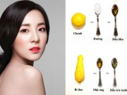 Làm đẹp - 8 công thức mặt nạ chuẩn cho từng loại da