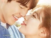 Xem & Đọc - Người yêu Lee Min Ho tình tứ chạm mũi trai đẹp