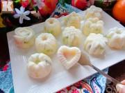 Bếp Eva - Cách làm sữa chua hoa quả mát lạnh, nhanh siêu tốc