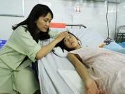 Vụ chìm tàu ở Đà Nẵng: Mẹ ôm con 10 tháng tuổi sống sót kỳ diệu