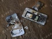 Tin tức - Bỏng đùi vì điện thoại bỗng nhiên phát nổ trong túi quần