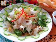 Bếp Eva - Gỏi cá đơn giản thanh mát cho ngày hè