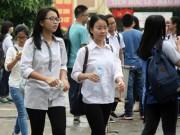 Tin tức - 325 thí sinh bỏ thi môn Ngữ Văn và Toán