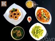 Bếp Eva - Bữa cơm chiều lôi cuốn bất cứ ai