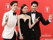 Làng sao - Lee Min Ho bảnh bao điển trai bên Đường Yên