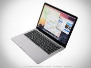 Ngắm MacBook Pro với 2 màn hình Apple ra mắt ít ngày tới