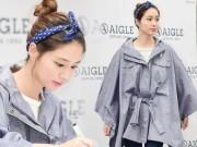 Vợ Lee Byung Hun bị chê bai với gout thời trang rườm rà