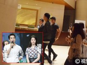 Song Seung Hun bí mật hẹn hò Lưu Diệc Phi tại khách sạn