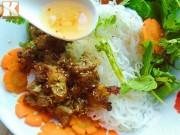 Bếp Eva - Bún thịt nướng thơm lừng đầy hấp dẫn