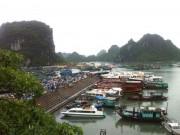 Tin tức - Thời tiết xấu, hơn 2.000 du khách mắc kẹt tại đảo Cô Tô